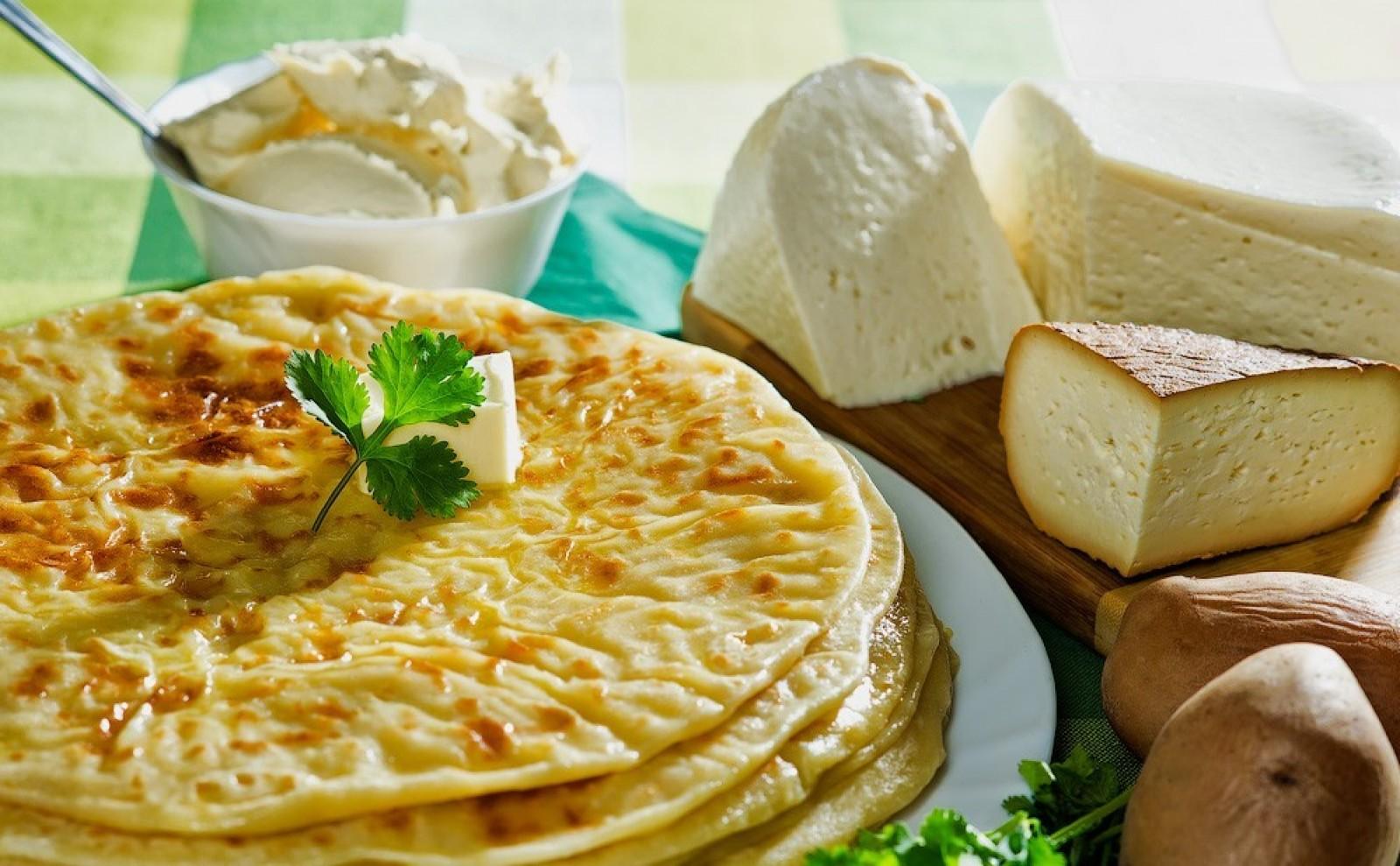 Хычины с сыром