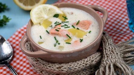 Финский суп: 7 рецептов с рыбой