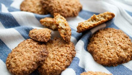 Овсяное печенье: 8 простых рецептов