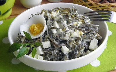 Салат с морской капустой: 8 классных рецептов