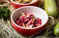 Винегрет с капустой: 8 прекрасных рецептов