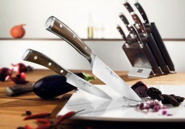 Какой кухонный нож - лучше?