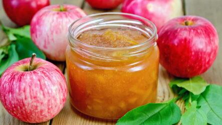 Яблочное повидло: 6 сладких рецептов