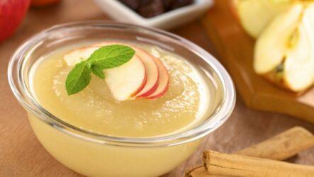 Яблочный мусс: 6 нежных рецептов