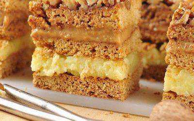 9 лучших рецептов бисквитного торта со сгущенкой