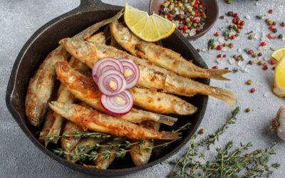 Корюшка на сковороде: 8 классных рецептов