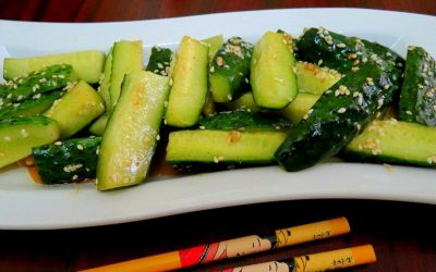 Как правильно готовить огурцы по-корейски — 8 рецептов