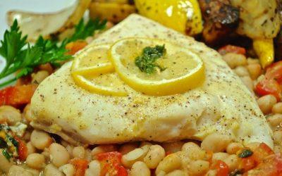 Палтус в духовке: 9 отличных рецептов