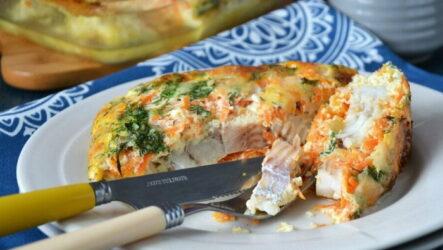 Рыба в омлете: 8 классных рецептов