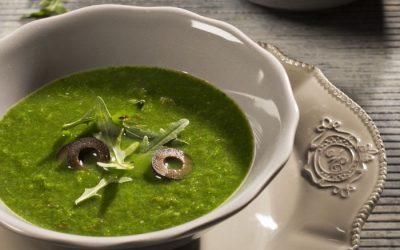 Суп из шпината: 8 витаминных рецептов