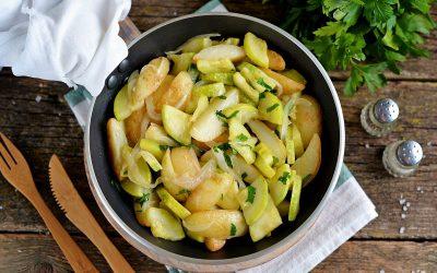 Как вкусно потушить кабачки— 9 классных рецептов