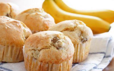 Готовим банановые маффины к чаю— 7 рецептов с фото