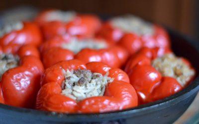 Чем фаршировать и как приготовить перцы в кастрюле— 6 рецептов