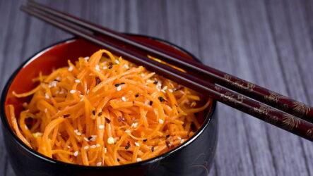 Настоящий корейский салат Морковча — 7 рецептов на любой вкус