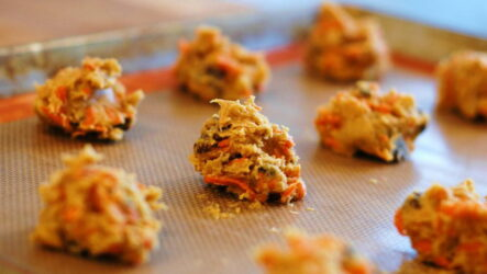 Самое вкусное морковное печенье для детей и взрослых — 8 фото-рецептов