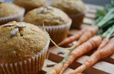 Морковные маффины— 7 рецептов полезного десерта