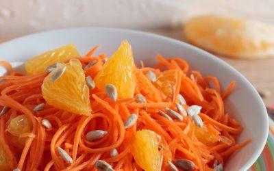 Салат из свежей моркови — 10 рецептов для заряда витаминами