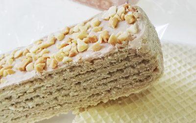Как приготовить сладкий вафельный торт, а как закусочный— 9 рецептов
