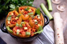 Как вкусно запечь болгарский перец в духовке— 8 отличных рецептов