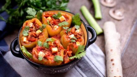 Как вкусно запечь болгарский перец в духовке — 8 отличных рецептов