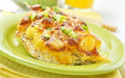 Куриная грудка, запеченная с сыром и ананасами— 6 рецептов с фото