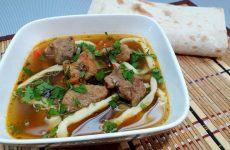 Как для семьи приготовить лагман из свинины— 8 проверенных рецептов