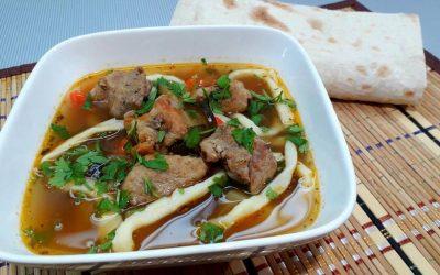 Как для семьи приготовить лагман из свинины — 8 проверенных рецептов