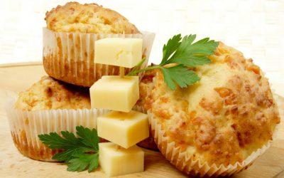 Сытные маффины с сыром— 8 рецептов несладкой выпечки