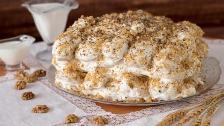 «Дамские пальчики» — 7 рецептов самого вкусного тортика