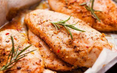 Сочные запеченные куриные грудки— 10 классных рецептов с фото