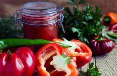 Как я готовлю аджику из перцев на зиму— 7 любимых рецептов заготовок