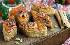 Домашняя пахлава— 8 рецептов замечательной восточной сладости