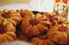 10 лучших рецептов, как приготовить печенье курабье дома