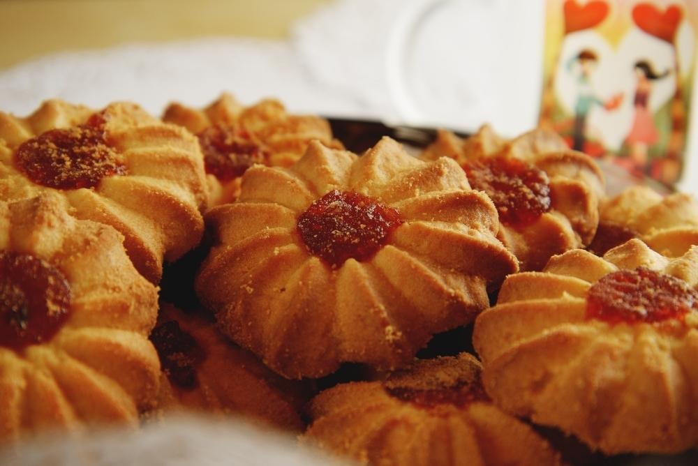 Печенье Курабье - 10 рецептов с фото