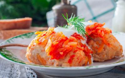 7 любимых рецептов ленивых голубцов с рисом— просто и быстро