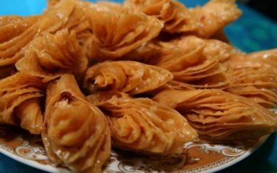 Пахлава Крымская— 6 пошаговых рецептов южной сладости