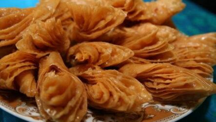 Пахлава Крымская — 6 пошаговых рецептов южной сладости