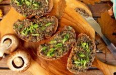 Грибная икра из вареных грибов — 7 лучших рецептов с фото