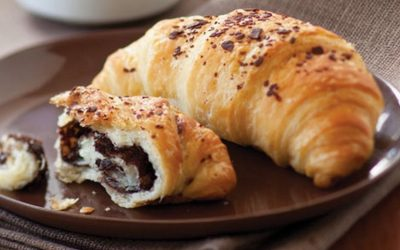 Круассаны с шоколадом— 8 рецептов изысканных французских рогаликов