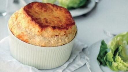 Куриное суфле — 8 рецептов легкого блюда