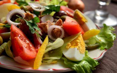 Нисуаз— французский салат, 8 рецептов приготовления с фото