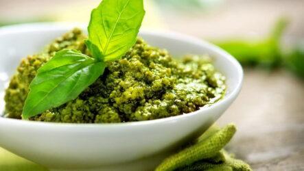 Соус Песто — 8 интересных рецептов из солнечной Италии