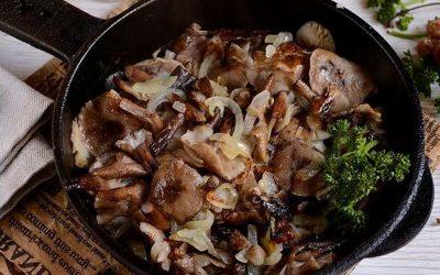 Жареные опята— 7 рецептов, как вкусно приготовить в домашних условиях