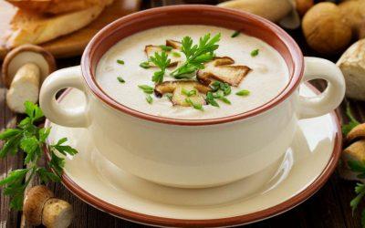 Брюссельский суп — 6 лучших рецептов с шампиньонами