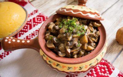Грибы в горшочке в духовке— 8 отличных самых вкусных рецептов