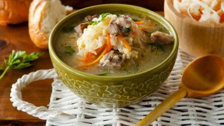 Капустняк — 9 фото-рецептов знаменитого украинского супа