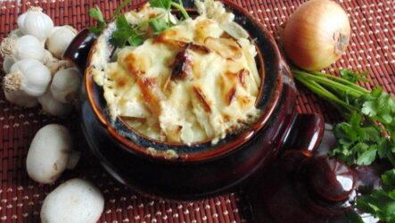 Курица в горшочках — 7 рецептов, как готовить в духовке