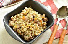 Перловка с курицей — 8 рецептов, как приготовить сытную кашу