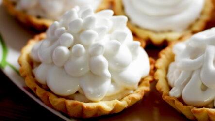 Пирожное с белковым кремом — 7 лучших сладких рецептов