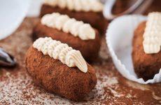 Пирожное Картошка из печенья- 7 рецептов, как в детстве